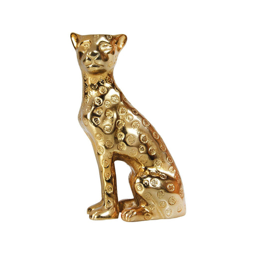 Leopard Candle Holder (Right)