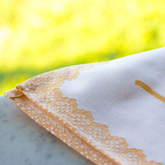 Les Crêpes 100% Cotton Jacquard Tea Towel