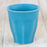 Light Blue 2oz Colorful Ceramic Mini Cup