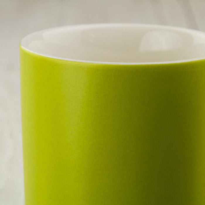 Light Green Matt Mug