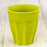 Lime Green 2oz Colorful Ceramic Mini Cup