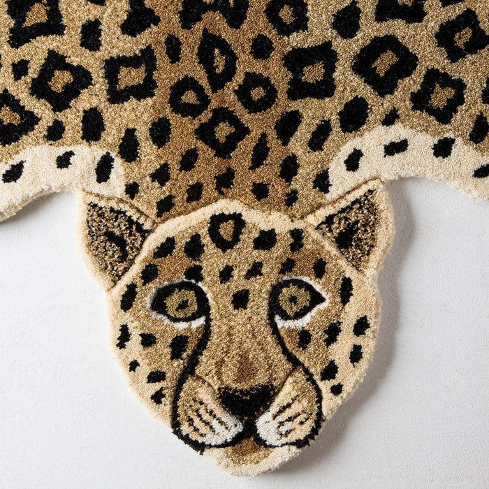 Leopard Animal Rug (Large)