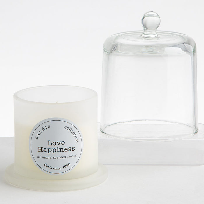 Love Happiness Luxury Scented Candles