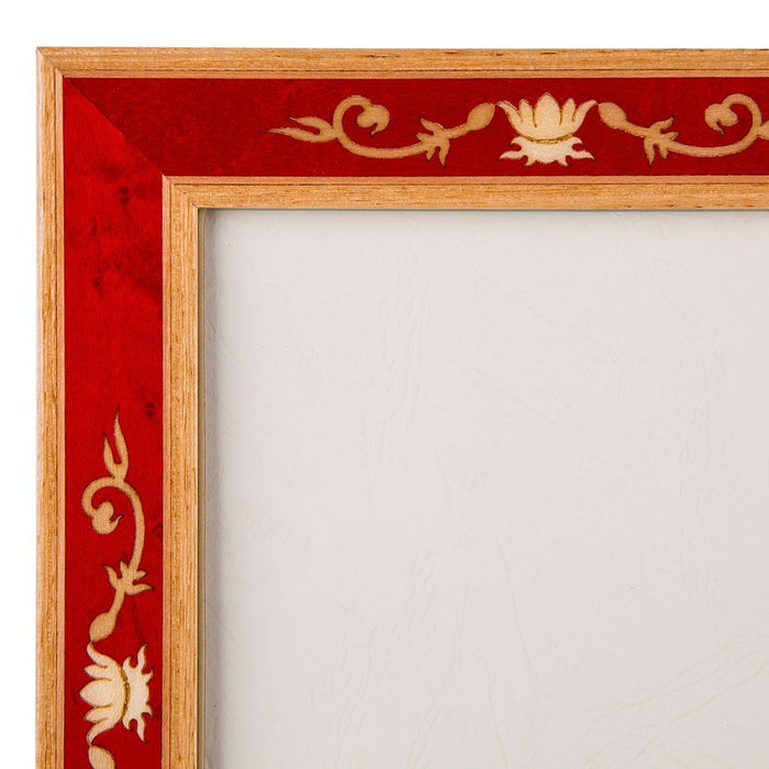 "Luigi Red Picture Frame (5x7"")"