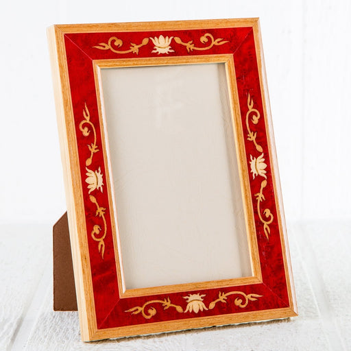 Luigi Red Picture Frames