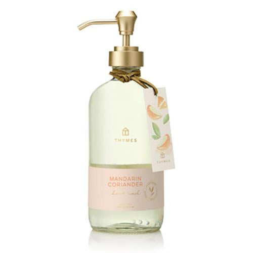 Mandarin Coriander Thymes Liquid Soap 15oz.