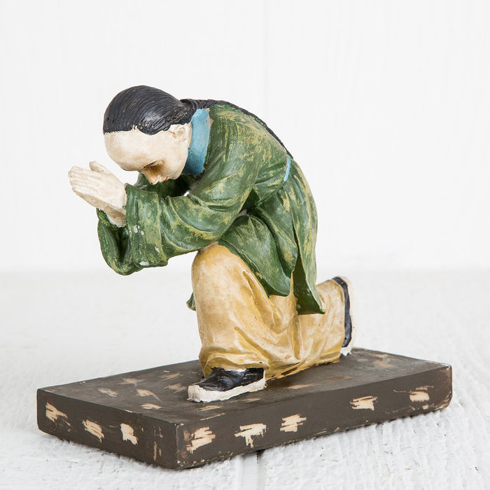 Mandarin Sato Praying Figure