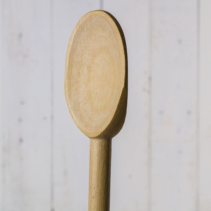 Long Wooden Cook's Spoon