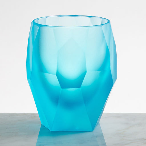 Mario Luca Giusti Frosted Turquoise Acrylic Milly Tumbler (6 oz.)