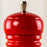Marlux Red Pepper Mill