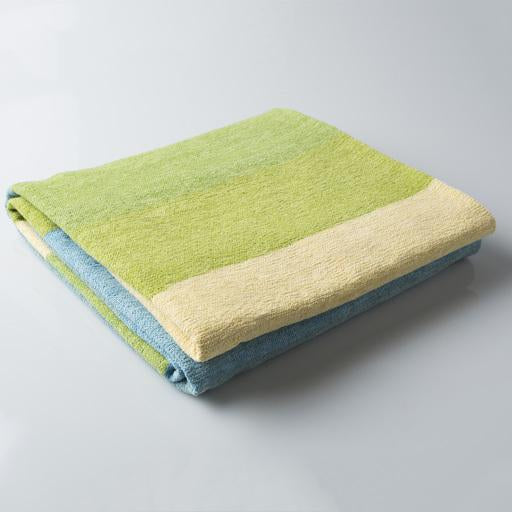 Meadowlark Throw Blanket (Green)