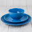 "Medium Blue Ceramic Alfa Bowl (5.5""⌀)"