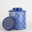 Medium Blue Grain Jars