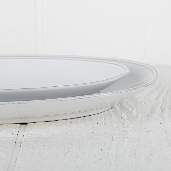 Medium Friso Oval Serving Dish