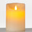 Medium Melted Edge Flameless Wax Candle