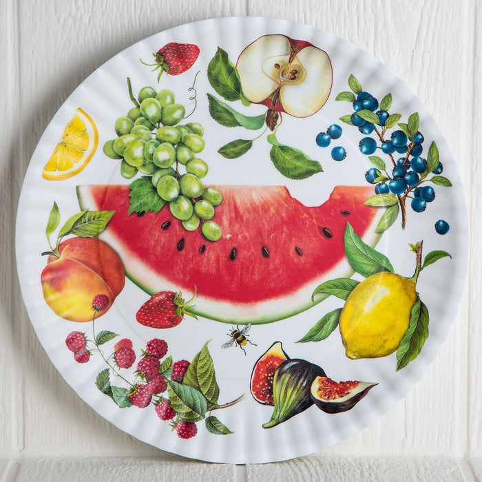 Melamine Fruit Serving Platter
