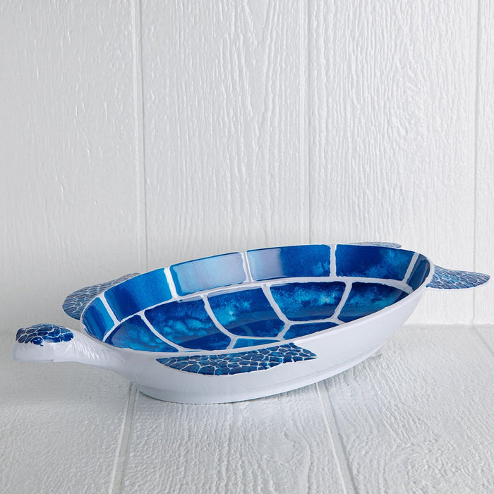 Melamine Turtle Serving Bowl