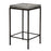 "Mignonne Square Side Table (22"" height)"