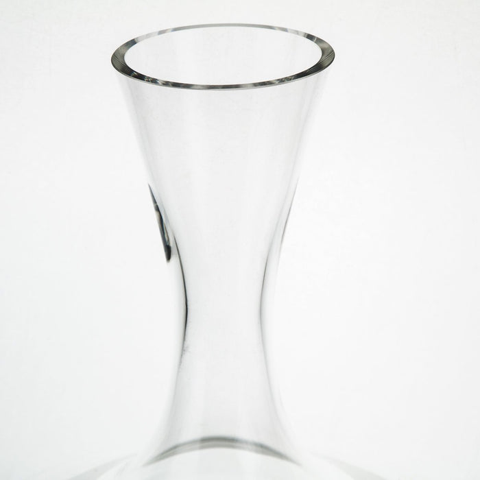 Mouth Blown Wine Carafe