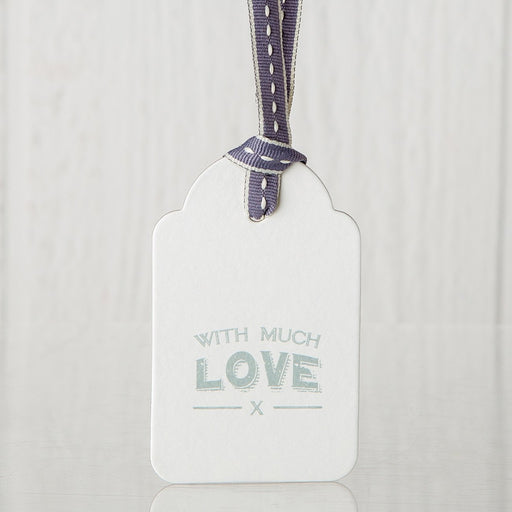 Much Love Hanging Tag