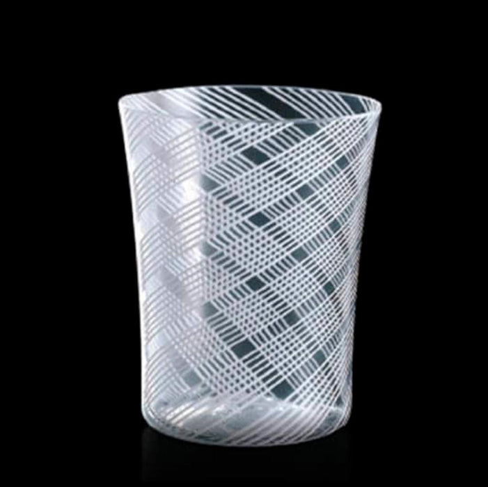 Nason Moretti Twisted Optic Tumbler (12 oz.)