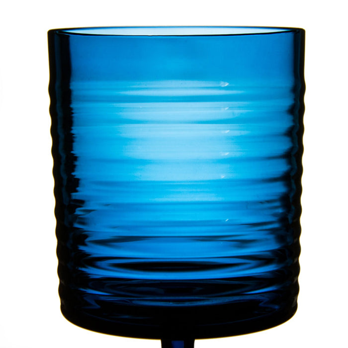 NasonMoretti Blue Gigolo Water Glass