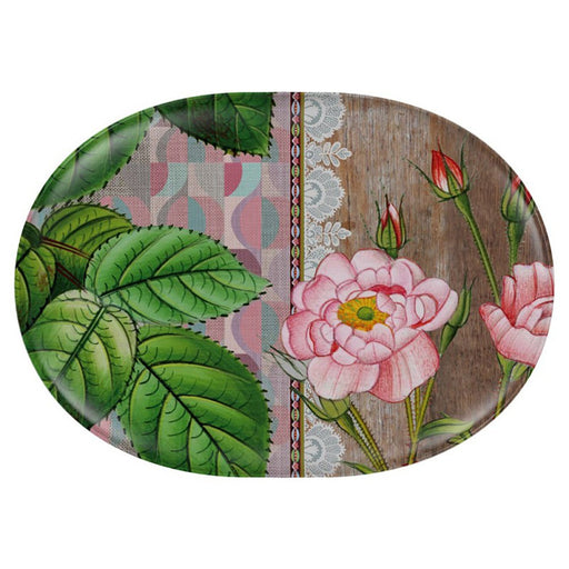Nature Melamine Platter (Small)