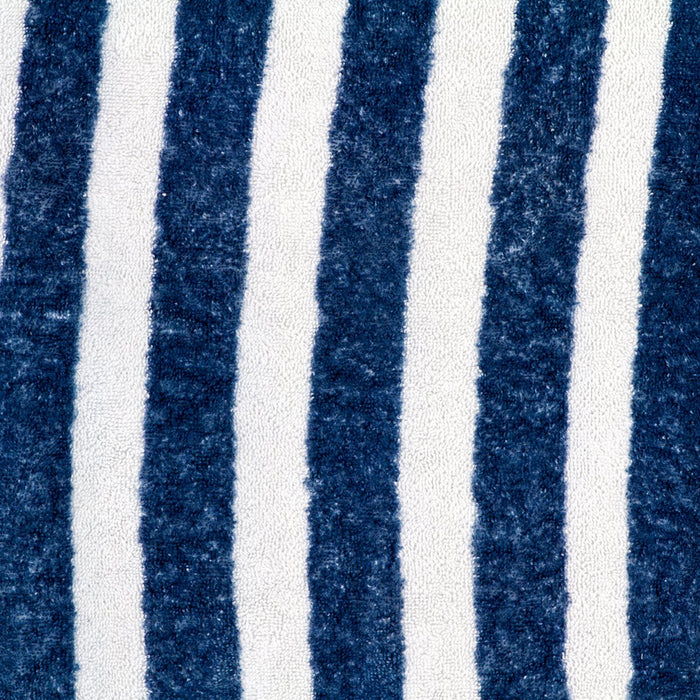 Nautical Stripes Bath Towel