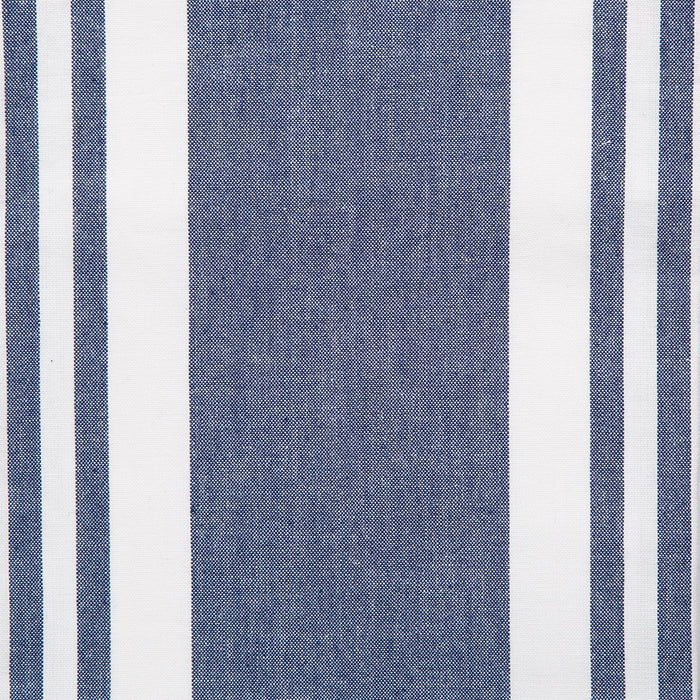 Navy and White Striped Napkin