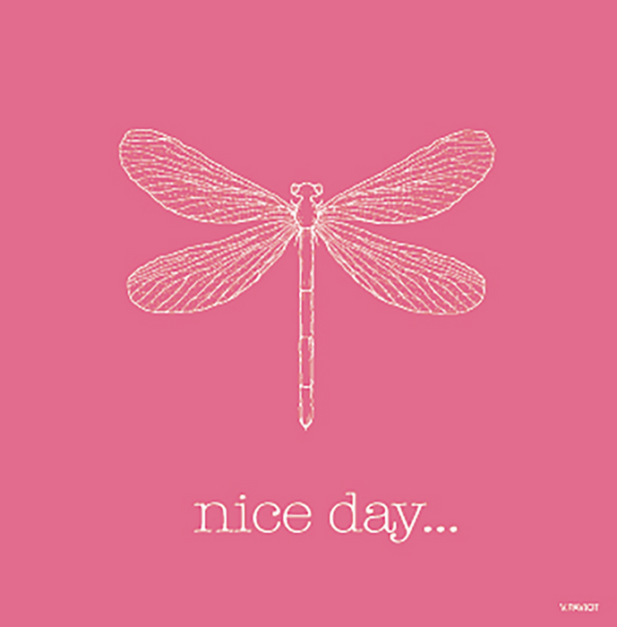 "Nice Day Paper Napkins (5"")"