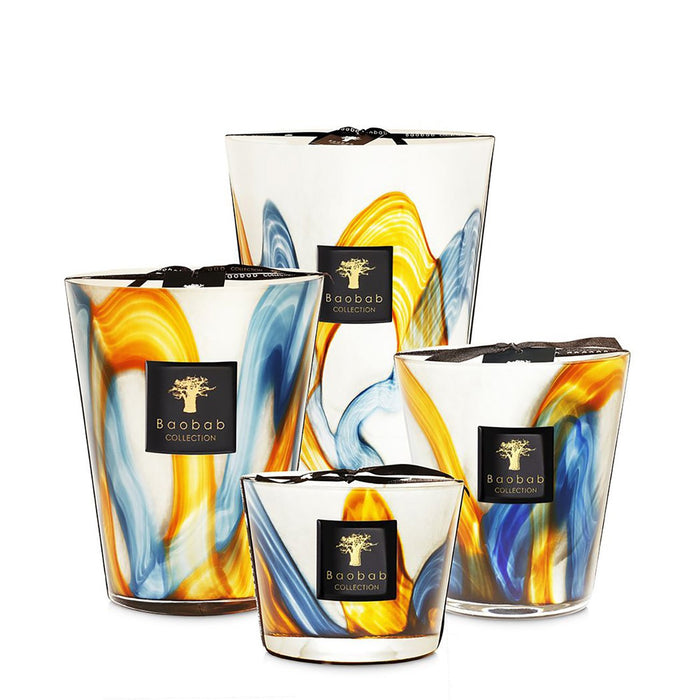 Nirvana Holy (Max 16) Baobab Candle