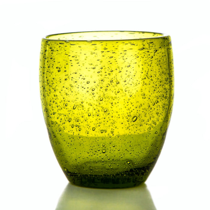 Olive Victor Glass Tumbler
