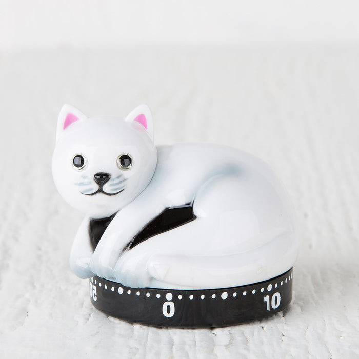 One-Hour Cat Kitchen Timer