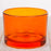 Orange Bodega Glass Tumbler
