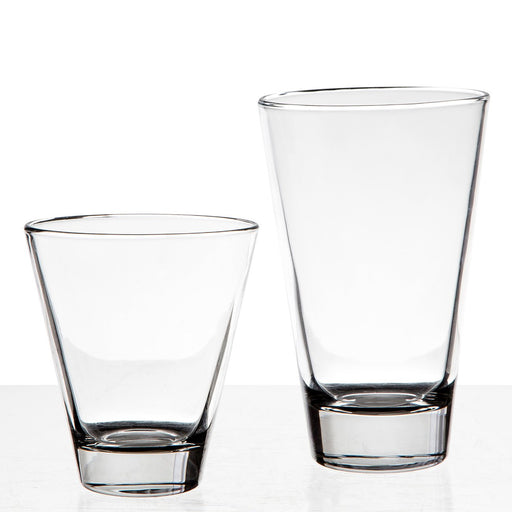 Oval Baquette Tumblers