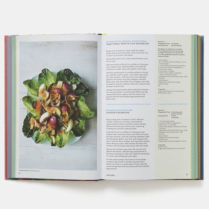 Peru: The Cookbook