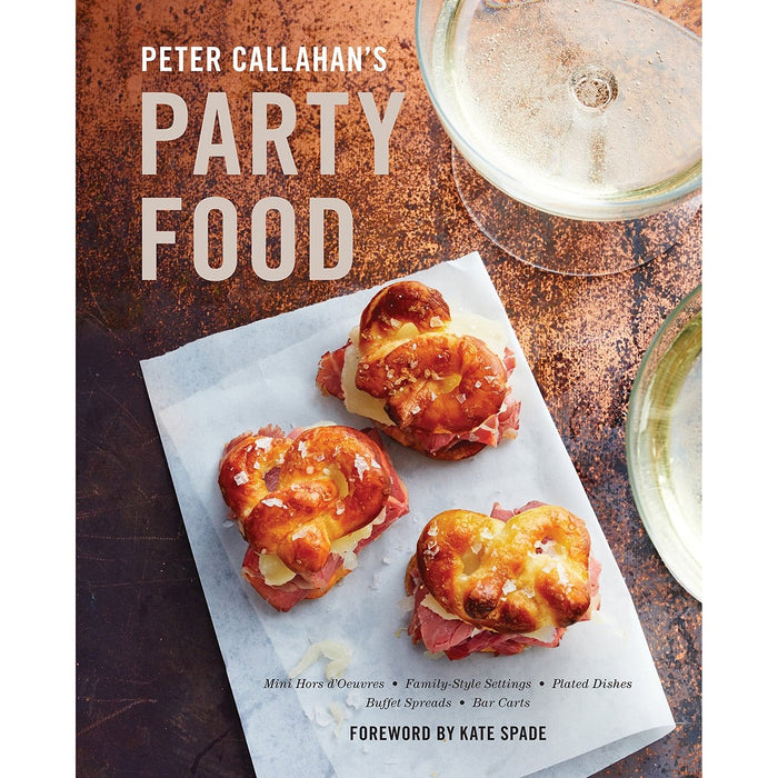 Peter Callahan's Party Food