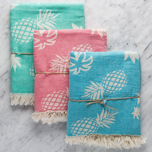 Pineapple Towels