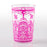 Pink Armelle Moroccan Tea Glass