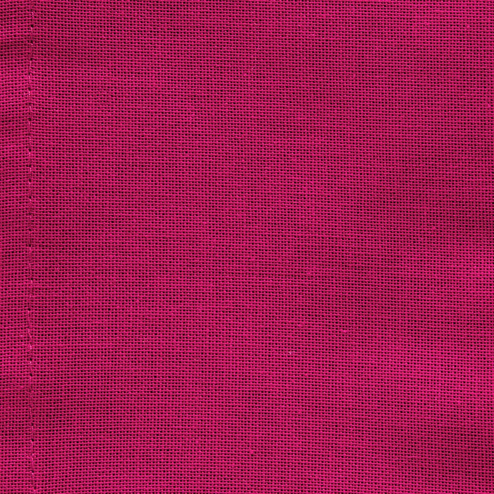 "Pink Cotton Single Stitch Napkin (17"")"
