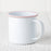 Pink Enamelware Coffee Mug (8 oz.)