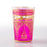Pink Misbah Moroccan Tea Glass (Short)
