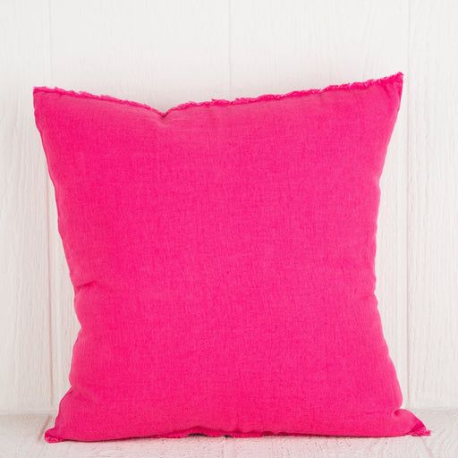 Pink Viti Pillow (Square)