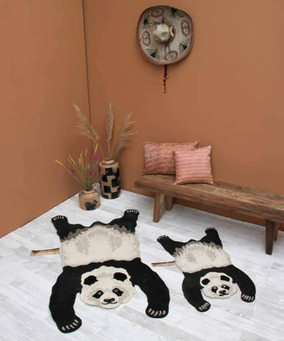 Plumpy Panda Animal Rugs
