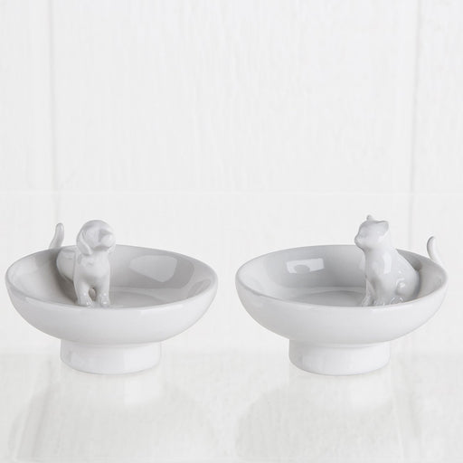 Porcelain Animal Ring Holders