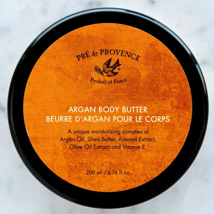 Pré de Provence Argan Body Butter (200 ml)