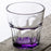 Purple Optical Drinking Cup