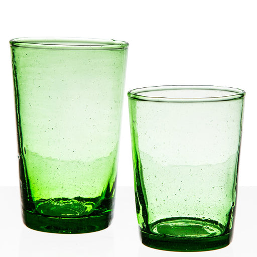 Recycled Glass Cups