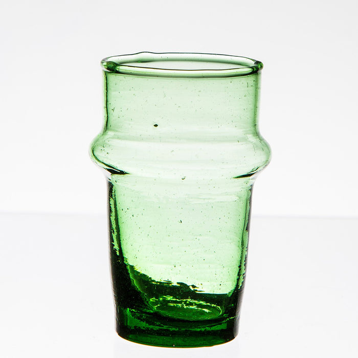 Recycled Green Moroccan Cup (4 oz.)