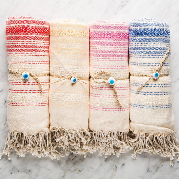 Red Paia Towel
